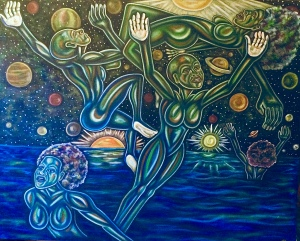 """Emerging Sea"""